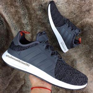 le adidas xplr mens black gray scarpe poshmark